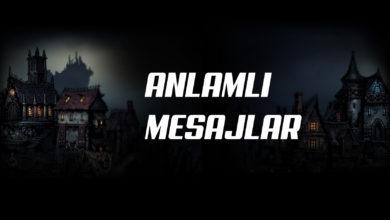 Photo of Anlamlı Mesajlar