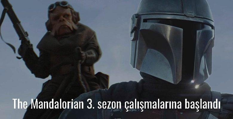 The Mandalorian 3. sezon çalışmalarına başlandı
