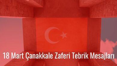 Photo of 18 Mart Çanakkale Zaferi Tebrik Mesajları