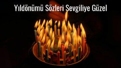 Photo of Yıldönümü Sözleri Sevgiliye Güzel