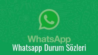 Photo of Whatsapp Durum Sözleri – Hikaye Sözleri Güzel