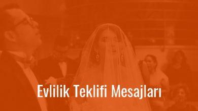 Photo of Evlilik Teklifi Mesajları