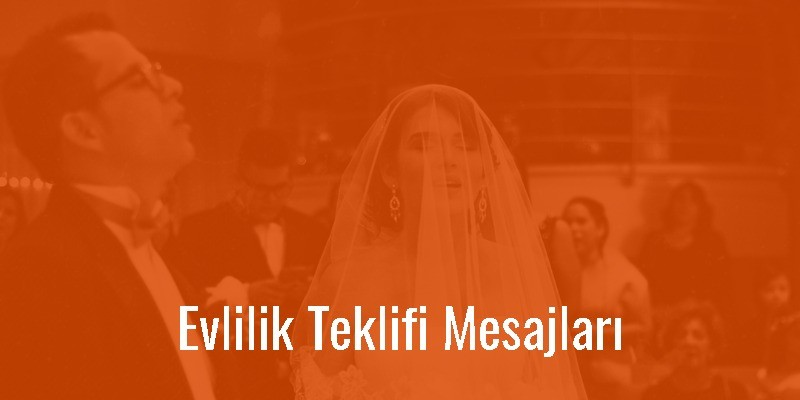Evlilik Teklifi Mesajları