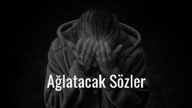 Photo of Ağlatacak Sözler Kısa