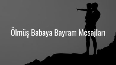 Photo of Ölmüş Babaya Bayram Mesajları