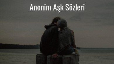 Photo of Anonim Aşk Sözleri – Duygusal Aşk Sözleri Kısa