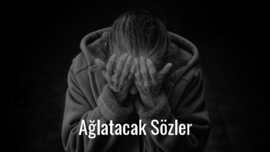 Photo of Ağlatacak Sözler Kısa – Duygu Dolu Güzel Sözler
