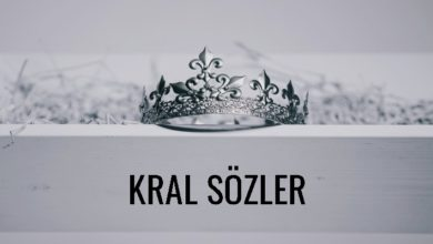 Photo of Kral Sözler – Güzel Sözler