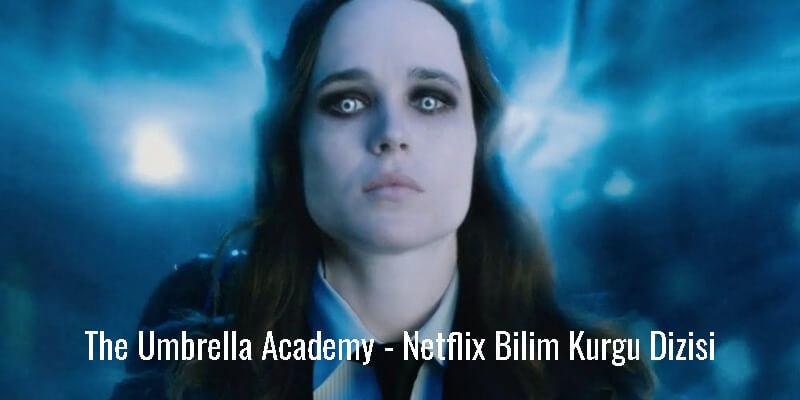 The Umbrella Academy - Netflix Bilim Kurgu Dizisi
