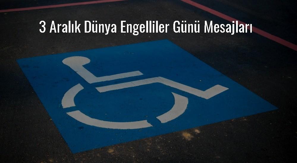 Dünya Engelliler Günü nedir? İşte 3 Aralık Engelliler Günü'nün anlamı ve önemi